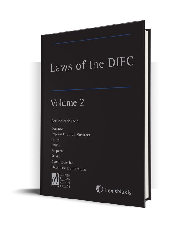 Laws of the DIFC – Volume 2